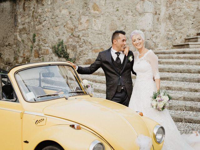 Il matrimonio di Andrea e Milena a Imbersago, Lecco 9