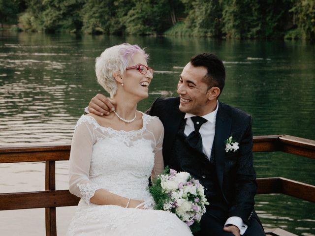 Il matrimonio di Andrea e Milena a Imbersago, Lecco 11