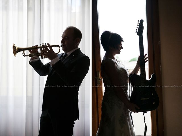 Il matrimonio di Giuseppe e Enza a Partanna, Trapani 1