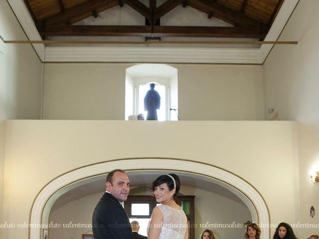 Il matrimonio di Giuseppe e Enza a Partanna, Trapani 18