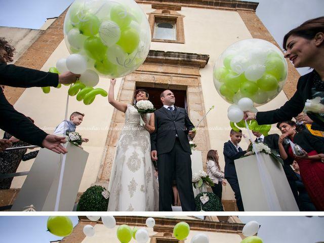 Il matrimonio di Giuseppe e Enza a Partanna, Trapani 19