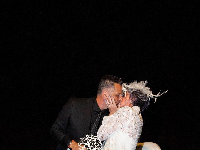 Le nozze di Mariagrazia e Roberto