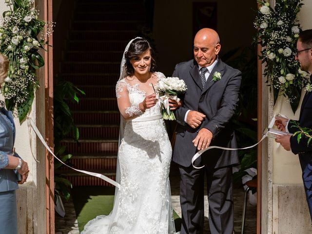 Il matrimonio di Raffaele e Ilenia a Villa San Giovanni, Reggio Calabria 21
