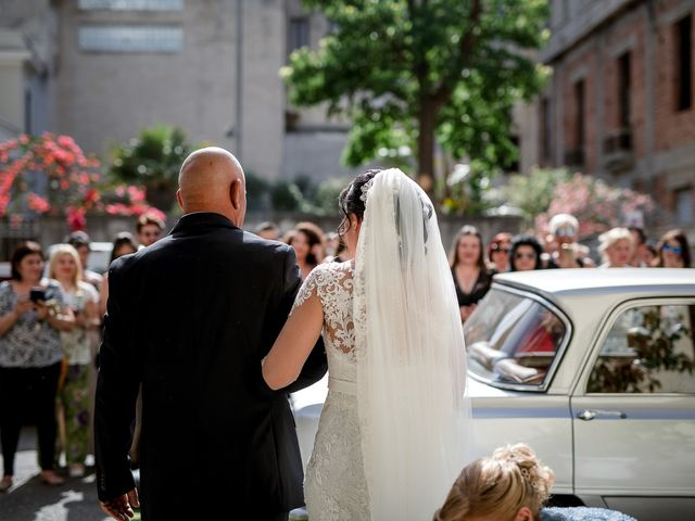 Il matrimonio di Raffaele e Ilenia a Villa San Giovanni, Reggio Calabria 22