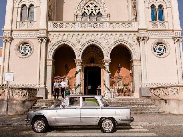 Il matrimonio di Raffaele e Ilenia a Villa San Giovanni, Reggio Calabria 32
