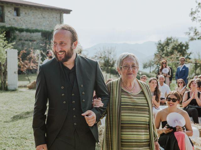 Il matrimonio di Andrea e Carlotta a Filattiera, Massa Carrara 30