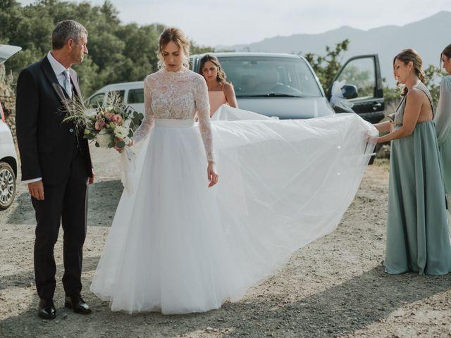 Il matrimonio di Andrea e Carlotta a Filattiera, Massa Carrara 34