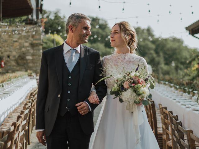 Il matrimonio di Andrea e Carlotta a Filattiera, Massa Carrara 35