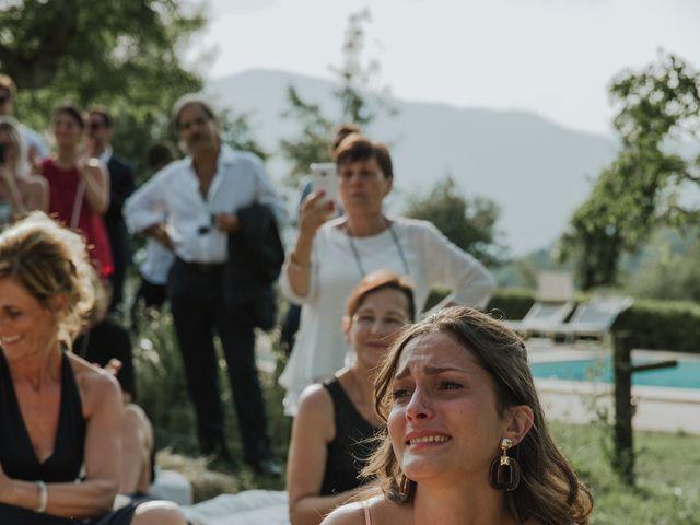 Il matrimonio di Andrea e Carlotta a Filattiera, Massa Carrara 38