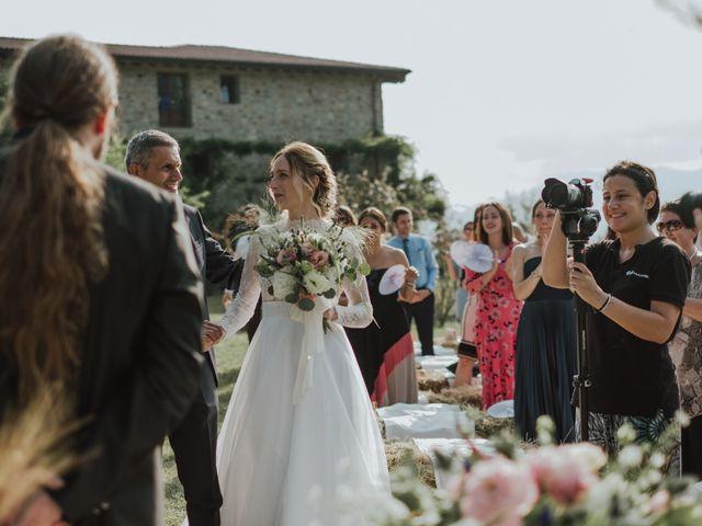 Il matrimonio di Andrea e Carlotta a Filattiera, Massa Carrara 39