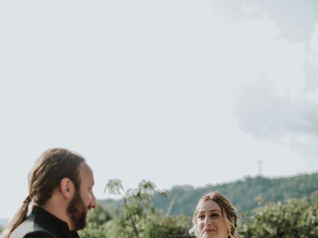 Il matrimonio di Andrea e Carlotta a Filattiera, Massa Carrara 41