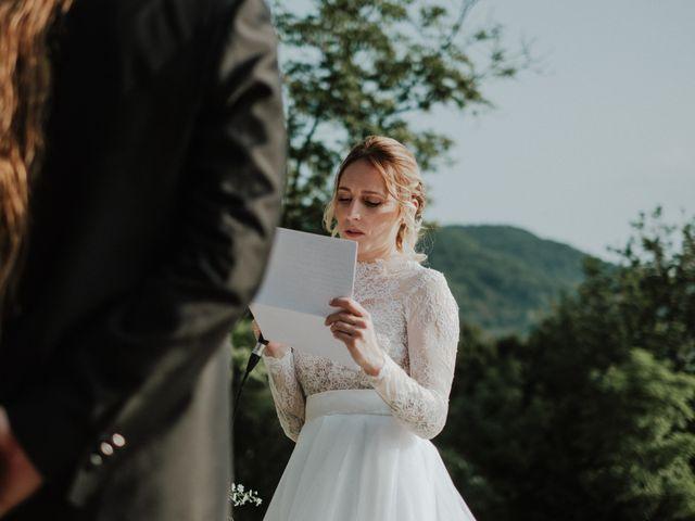 Il matrimonio di Andrea e Carlotta a Filattiera, Massa Carrara 45