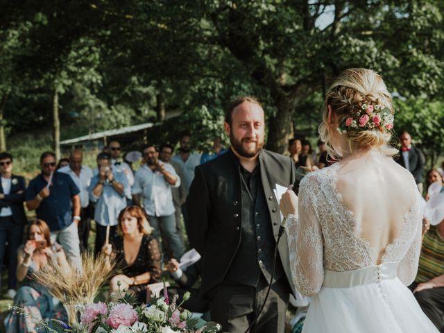 Il matrimonio di Andrea e Carlotta a Filattiera, Massa Carrara 46