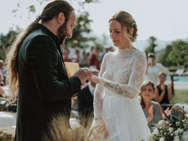 Il matrimonio di Andrea e Carlotta a Filattiera, Massa Carrara 49