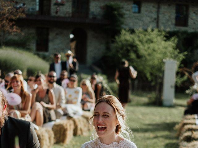 Il matrimonio di Andrea e Carlotta a Filattiera, Massa Carrara 50