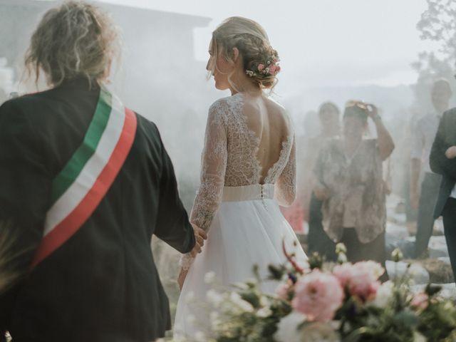 Il matrimonio di Andrea e Carlotta a Filattiera, Massa Carrara 54