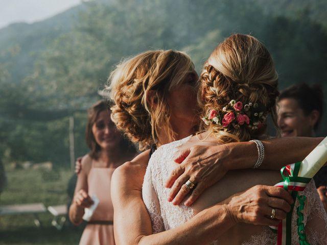 Il matrimonio di Andrea e Carlotta a Filattiera, Massa Carrara 55