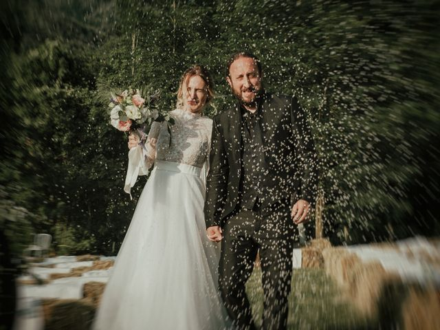 Il matrimonio di Andrea e Carlotta a Filattiera, Massa Carrara 57
