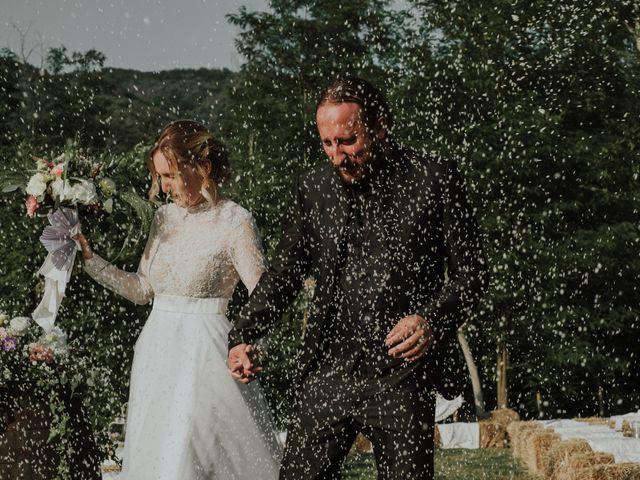 Il matrimonio di Andrea e Carlotta a Filattiera, Massa Carrara 58