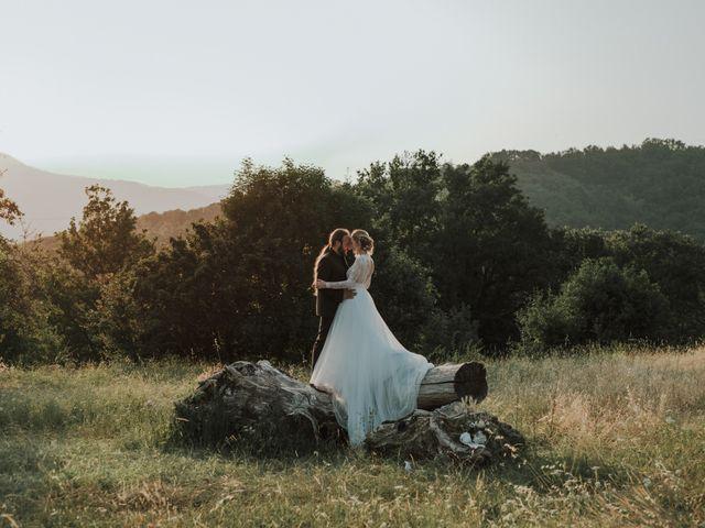 Il matrimonio di Andrea e Carlotta a Filattiera, Massa Carrara 65
