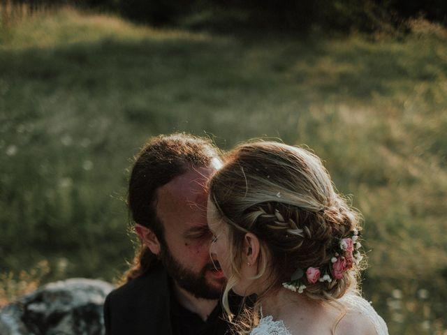 Il matrimonio di Andrea e Carlotta a Filattiera, Massa Carrara 73