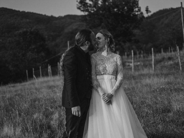 Il matrimonio di Andrea e Carlotta a Filattiera, Massa Carrara 74