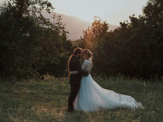 Il matrimonio di Andrea e Carlotta a Filattiera, Massa Carrara 75