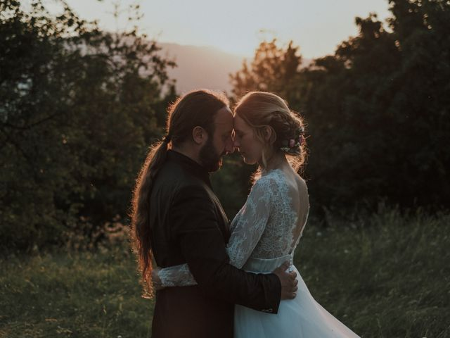 Il matrimonio di Andrea e Carlotta a Filattiera, Massa Carrara 1