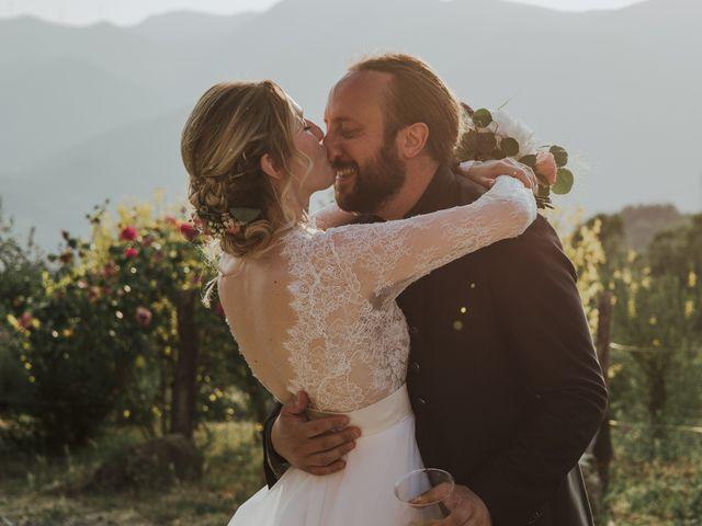 Il matrimonio di Andrea e Carlotta a Filattiera, Massa Carrara 82