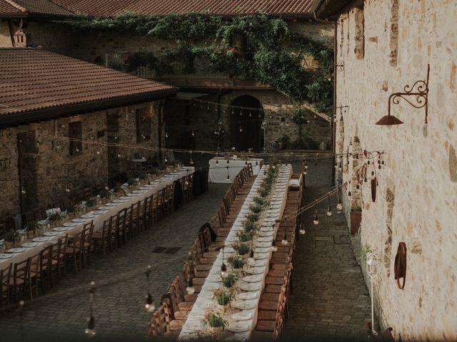 Il matrimonio di Andrea e Carlotta a Filattiera, Massa Carrara 85