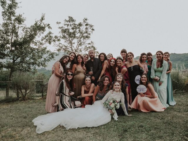 Il matrimonio di Andrea e Carlotta a Filattiera, Massa Carrara 94