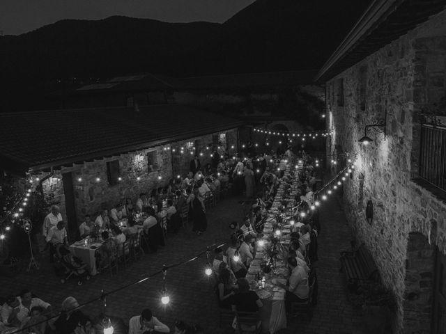 Il matrimonio di Andrea e Carlotta a Filattiera, Massa Carrara 108