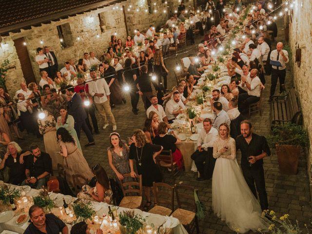 Il matrimonio di Andrea e Carlotta a Filattiera, Massa Carrara 110