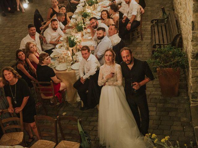 Il matrimonio di Andrea e Carlotta a Filattiera, Massa Carrara 111
