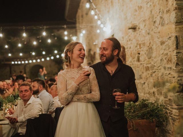Il matrimonio di Andrea e Carlotta a Filattiera, Massa Carrara 112