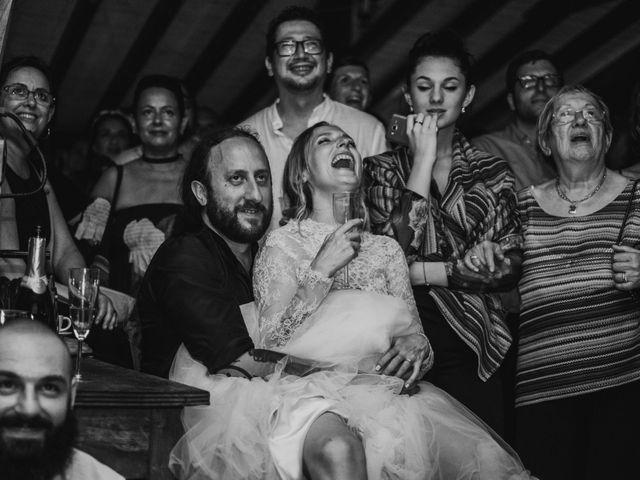 Il matrimonio di Andrea e Carlotta a Filattiera, Massa Carrara 2