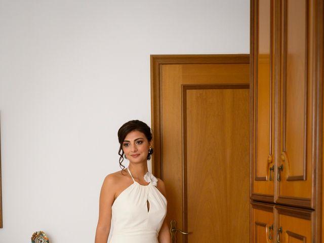 Il matrimonio di Fabio e Alessandra a Feroleto della Chiesa, Reggio Calabria 4