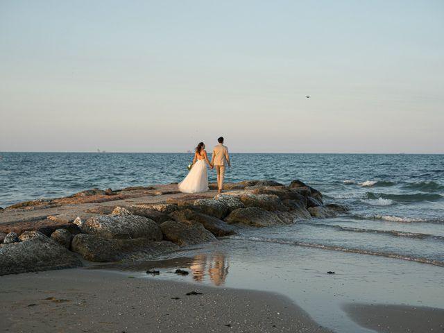 Il matrimonio di Matteo e Elisa a Ravenna, Ravenna 53