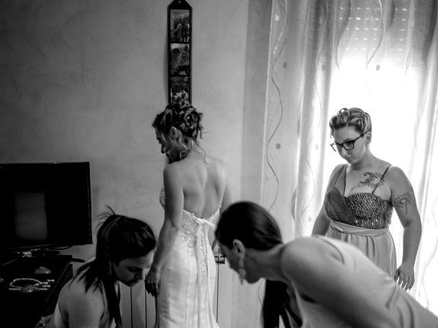 Il matrimonio di Mattia e Elena a  Zelarino, Venezia 3