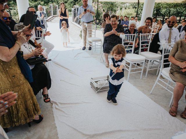 Il matrimonio di Mattia e Elena a  Zelarino, Venezia 14
