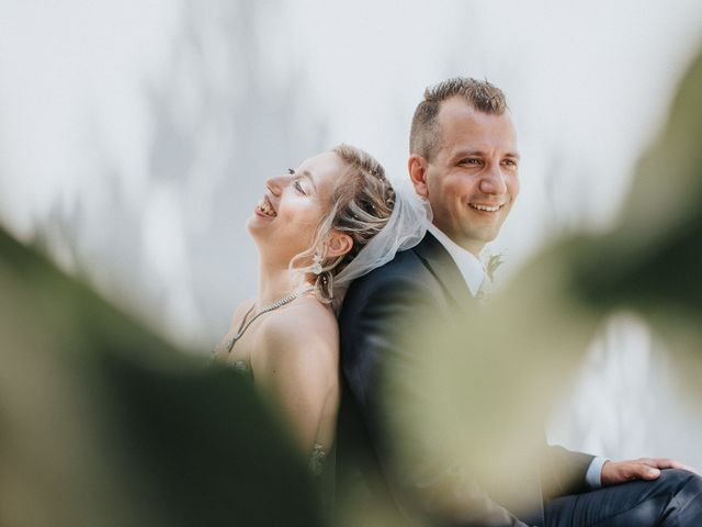 Il matrimonio di Mattia e Elena a  Zelarino, Venezia 1