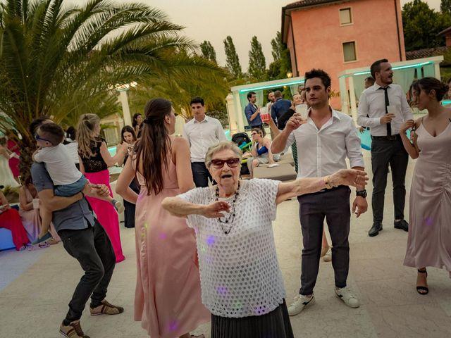 Il matrimonio di Mattia e Elena a  Zelarino, Venezia 30