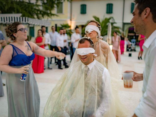 Il matrimonio di Mattia e Elena a  Zelarino, Venezia 31
