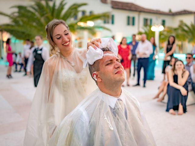 Il matrimonio di Mattia e Elena a  Zelarino, Venezia 32