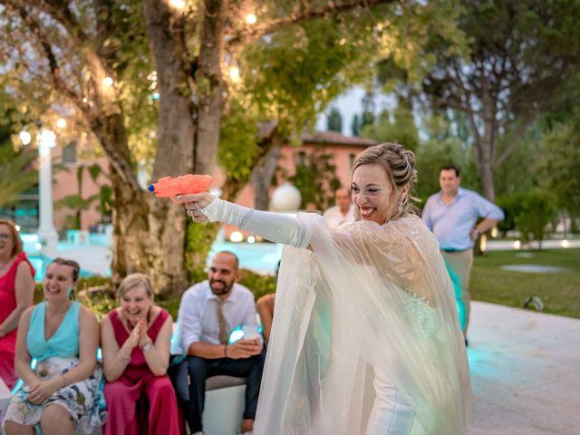 Il matrimonio di Mattia e Elena a  Zelarino, Venezia 33