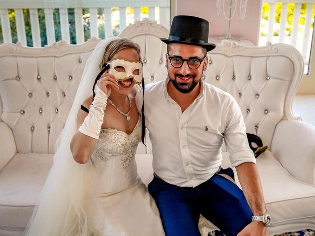 Il matrimonio di Mattia e Elena a  Zelarino, Venezia 47