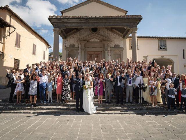 Il matrimonio di Stefano e Laura a Fiesole, Firenze 21