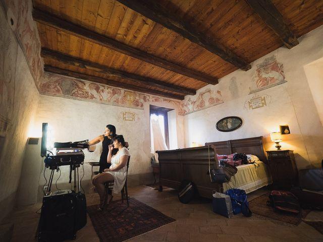Il matrimonio di Luca e Federica a Oggiono, Lecco 6