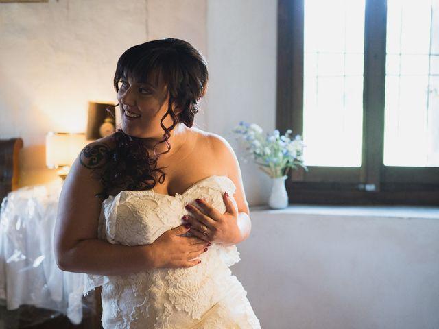 Il matrimonio di Luca e Federica a Oggiono, Lecco 34