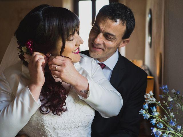 Il matrimonio di Luca e Federica a Oggiono, Lecco 35